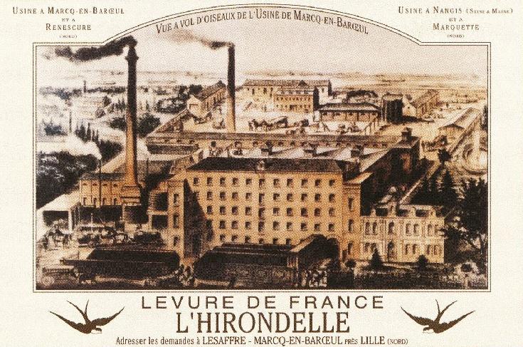 Istoric Lesaffre